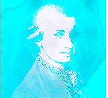 "Mozart and Marie "" Whitewalker Wolfgang &The Ice Wolf "" by MozartandMarie"