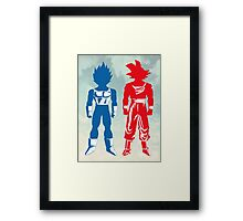Warriors Framed Print