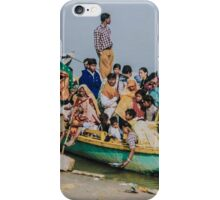 Waiting for more passengers? iPhone Case/Skin