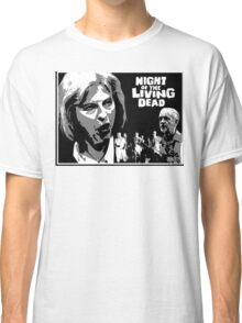 Night of the Living Dead! Classic T-Shirt