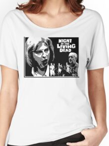 Night of the Living Dead! Women's Relaxed Fit T-Shirt