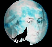 "Mozart and Marie ""The Lone Wolf & the Blue Moon"" by MozartandMarie"