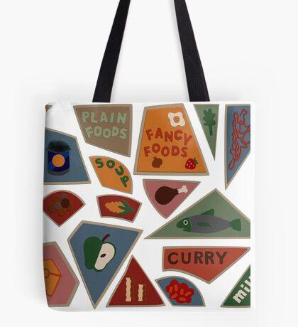 DHMIS 5 - Eating Healthy Tote Bag