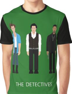 THE...DETECTIVES Graphic T-Shirt