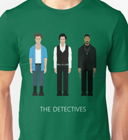 THE...DETECTIVES Unisex T-Shirt