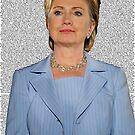 Hillary & her DNC speech  by Cody  VanDyke