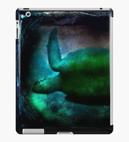 Flying Through the Water iPad Case/Skin