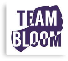 Team Bloom Canvas Print