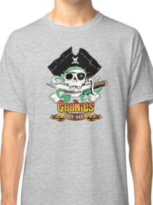 The Goonies - Never Say Die Classic T-Shirt