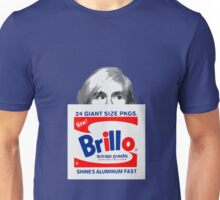 ANDY WARHOL BOX BRILLO SOAP Unisex T-Shirt