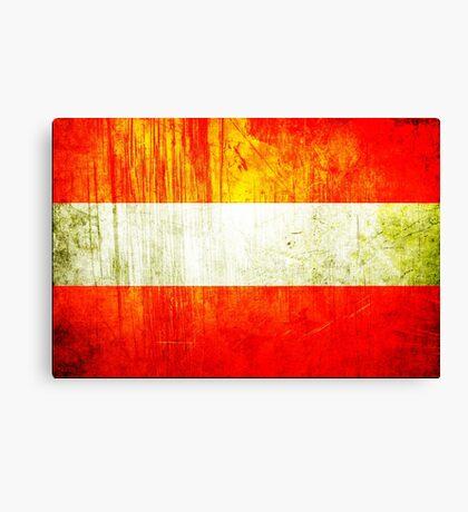 Österreich Canvas Print