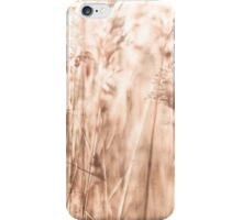 Golden Wheat iPhone Case/Skin