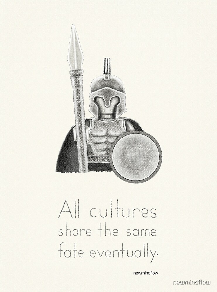 Sparta - All Cultures Share the Same Fate Eventually by newmindflow