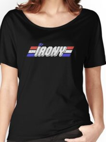 G. Irony Women's Relaxed Fit T-Shirt