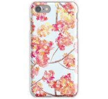 Springtime Blossom Pattern iPhone Case/Skin