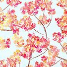 Springtime Blossom Pattern by The Eighty-Sixth Floor