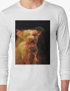 Cat Dog Merge Long Sleeve T-Shirt
