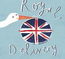 Royal Delivery by The Eighty-Sixth Floor