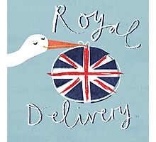 Royal Delivery Photographic Print
