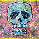 Marble Skull by Laura Barbosa