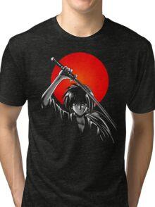 moon of battousai Tri-blend T-Shirt