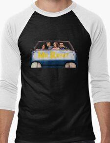 Mr Robot - Sitcom '80s '90s Men's Baseball ¾ T-Shirt