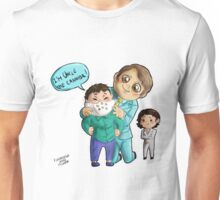 Hannibal - Uncle the cannibal Unisex T-Shirt