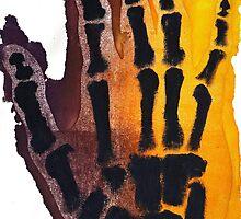 Skeleton Hand by RobinLeverton