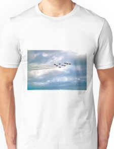 Emerging From The Smoke Trail Unisex T-Shirt