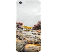 Red ice in Norway iPhone Case/Skin