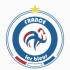 World Cup Football 7/8 - Team France by madeofthoughts