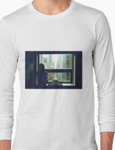 NY HOTEL Long Sleeve T-Shirt
