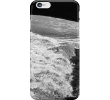 Hillside and wall - photography iPhone Case/Skin