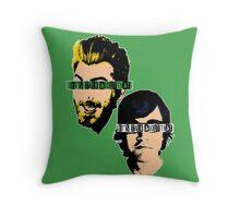 Good Pop Morning - Rhett & Link Throw Pillow