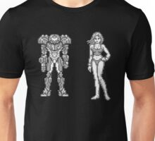 Metroid II - Return of Samus T-shirt Unisex T-Shirt