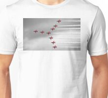 Red Arrows Selective Colour Unisex T-Shirt