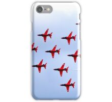 The Red Arrows Panorama iPhone Case/Skin
