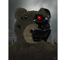 Bearinator Photographic Print