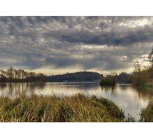 Castle Howard Lake Photographic Print