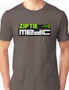 ZIP TIE medic (3) Unisex T-Shirt