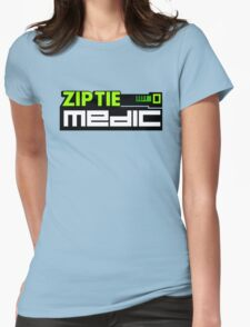 ZIP TIE medic (3) Womens Fitted T-Shirt