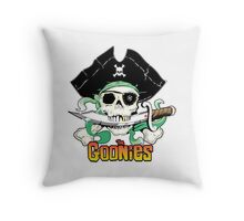 The Goonies - One Eyed Willy Variant Throw Pillow