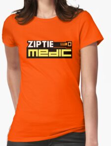 ZIP TIE medic (4) Womens Fitted T-Shirt