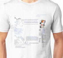 Patricia - A Bout De Souffle / Wikipedia Art Unisex T-Shirt