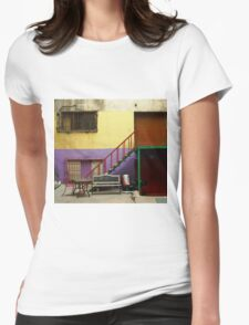 Razzle Dazzle Womens Fitted T-Shirt