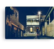 Richmond, Melbourne Canvas Print