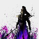 Old Dragonslayer by ahmadsarvmeily