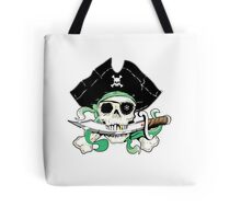 Pirate - One Eyed Willie Tote Bag
