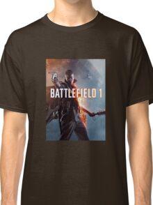 Battlefield 1 : A Shooter Video Game 2016 Classic T-Shirt