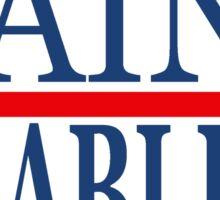 Kaine and Unable 2016 Sticker